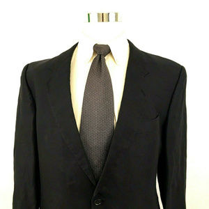 Hugo Boss Two Button Suit Blazer Sports Coat Sz 40